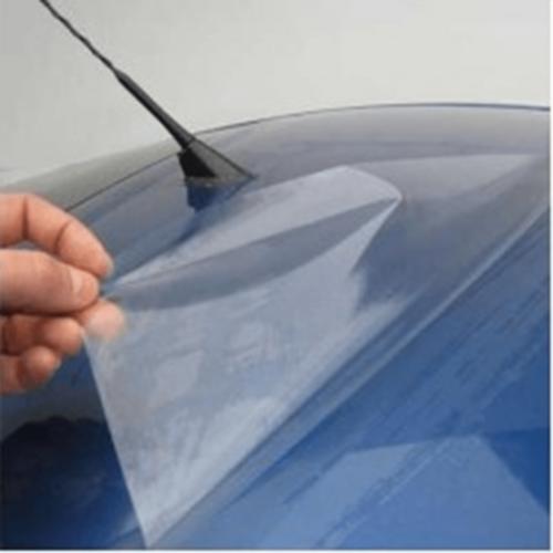 scratch protection transparent film