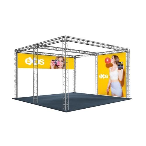 Arena Modular Stand - 36m sq  null