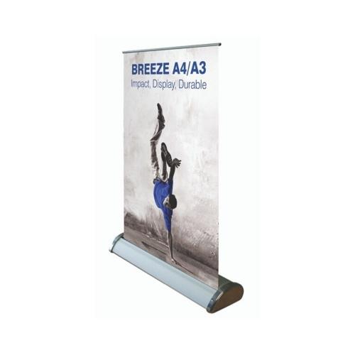 Breeze Mini Roll-Up A3