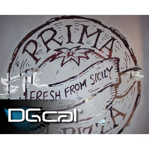 DGcal Glass Etch  610mm x 1m