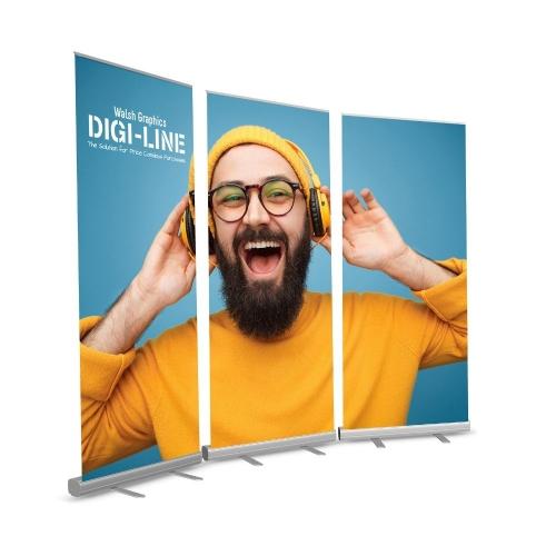 DIGI-LINE Roll-Up Media 1600mm x 50m 1+ units
