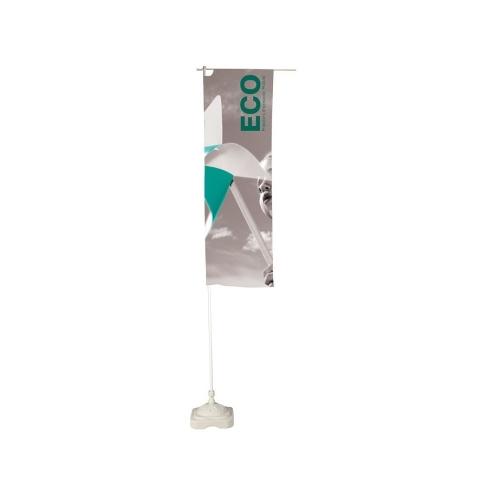 Eco Flag Pole & Base  Each