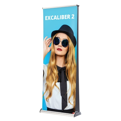 Excaliber2 – Premium Double-Sided Banner 800mm
