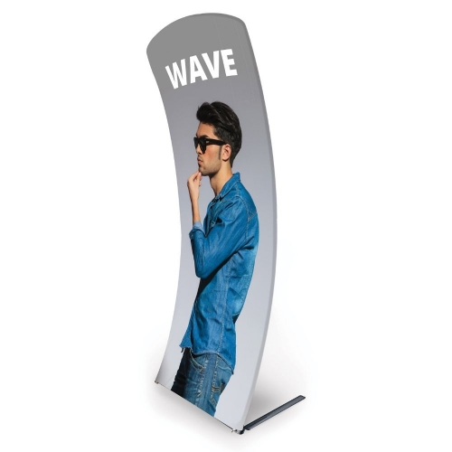 Formulate Wave - Exhibition Stand  Hardware Only