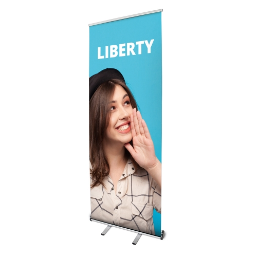 Liberty Roll-Up Stand 800mm