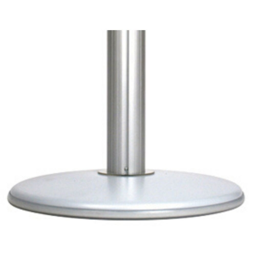 Linear Bases  Oval Steel Base