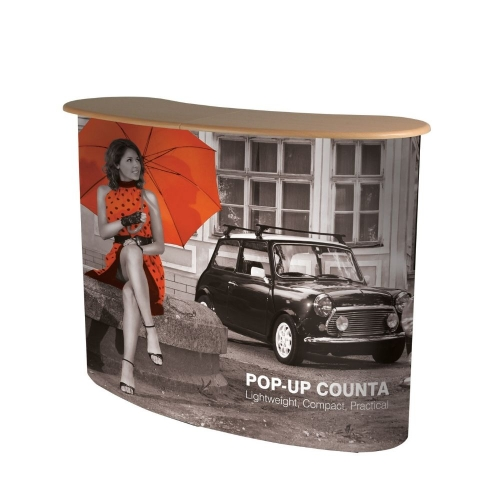 Pop-Up Counta 2x2  2x2 Frame only