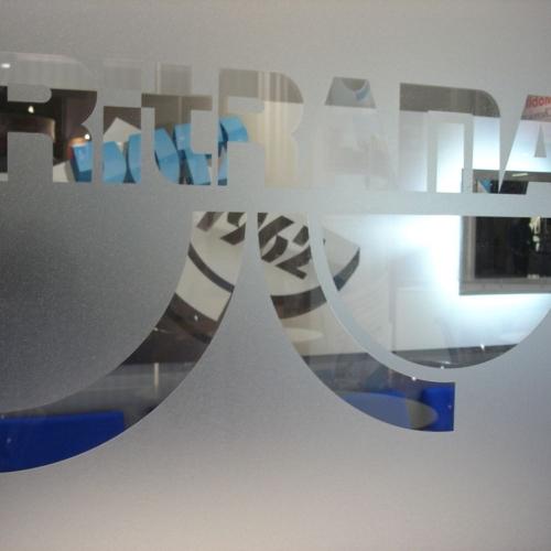 Ritrama Polymeric Silver Etch  610mm x 1m