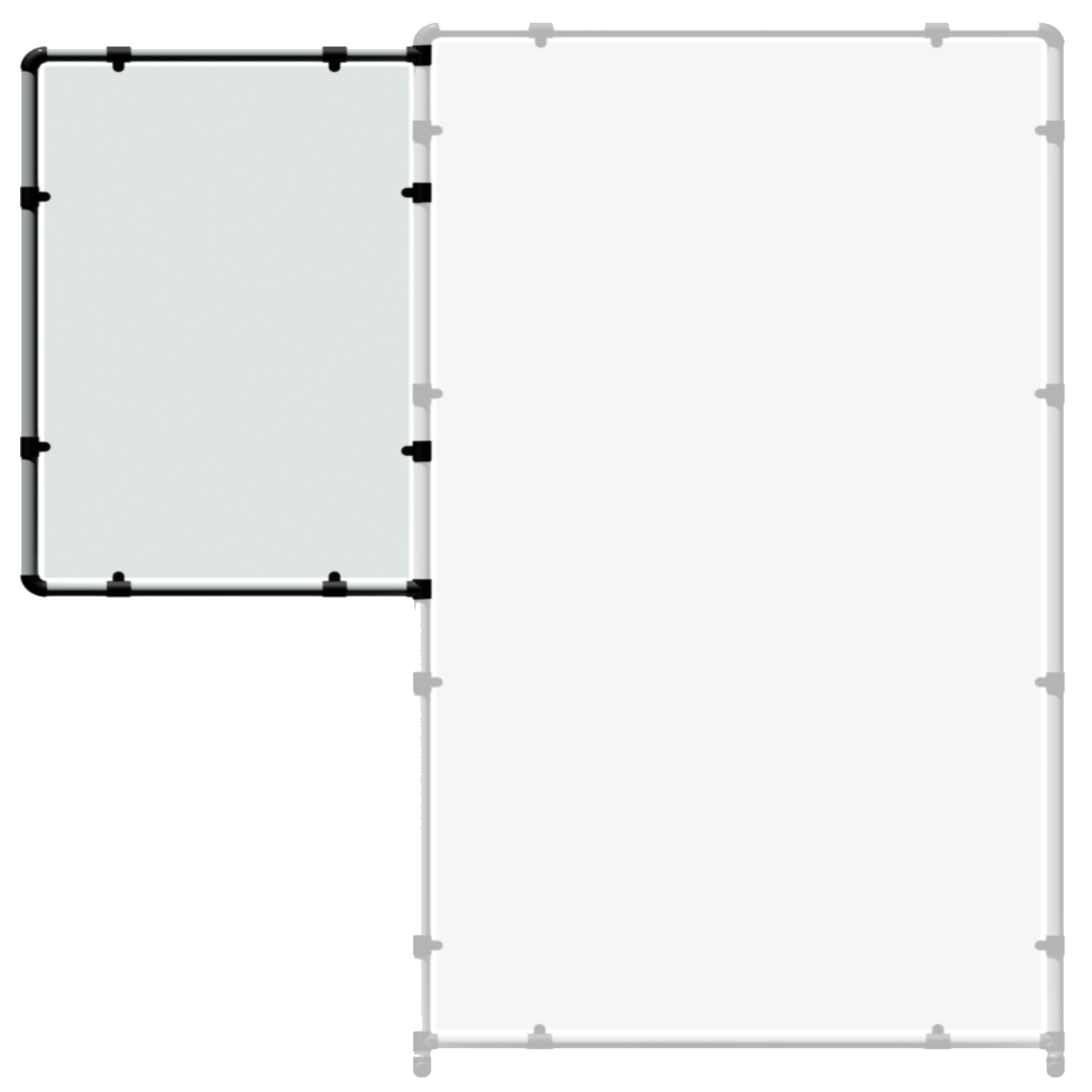 Safety Screen Side Extender