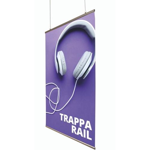 Trappa Rail  300mm set